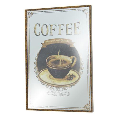 11403 Quadro Espelhado Coffe
