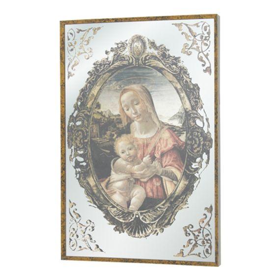 11410 Quadros Espelhados Mãe e Filho