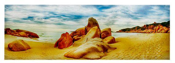 12682 Tela Impressa Summer Sand