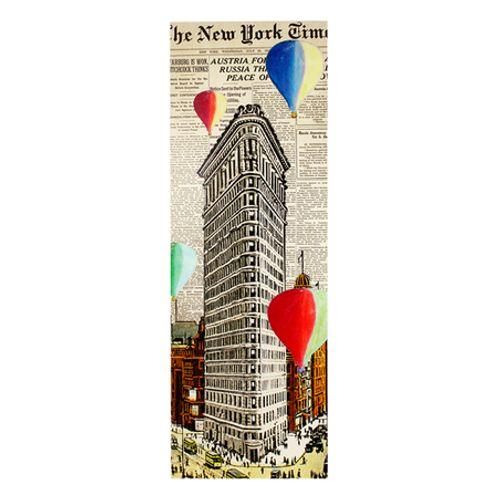 12785 Tela Impressa NYT Balloons