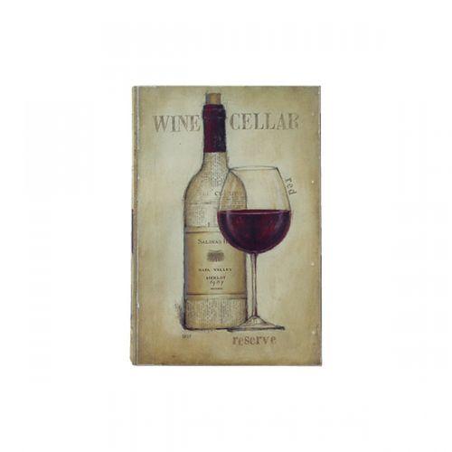 11155 Caixa Vinho Para Duas Garrafas