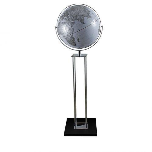 49039 Globo Luminária Pedestal Branco