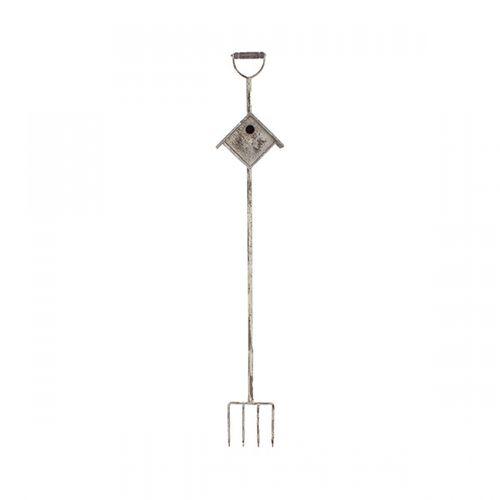 63016 Casa Pássaro com Pedestal Garfo