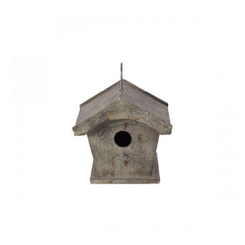 63005 Casa Para Pássaros Retro de Metal - Tradicional