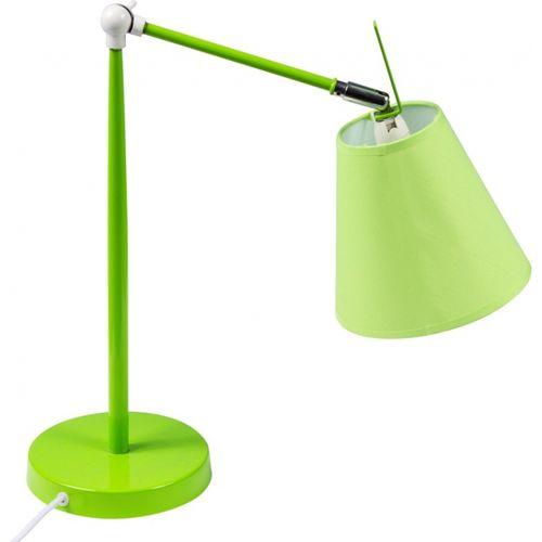 84014 Luminária de Mesa Regul Verde