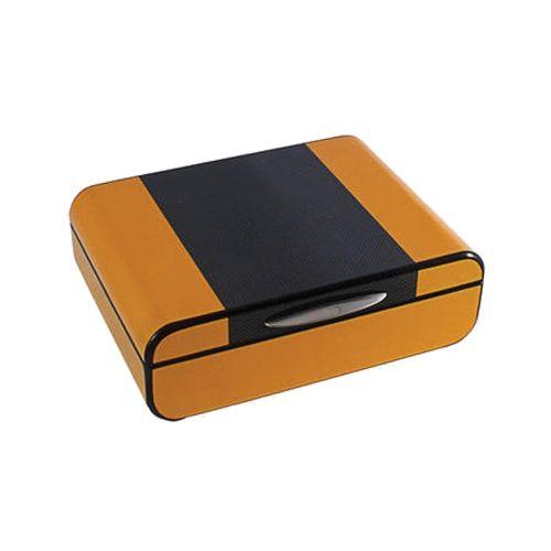 59015 Caixa de Relógio - Amarela / Preta