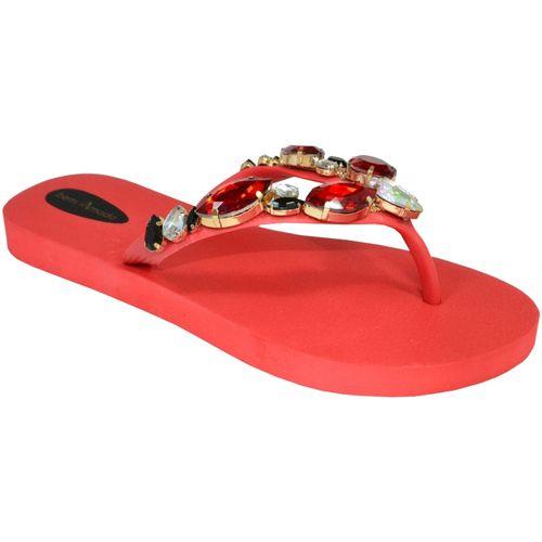 Sandália de borracha 1260595701