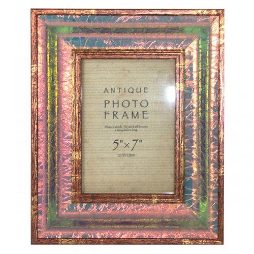 11319 Porta Retrato Dourado Brilho Claro