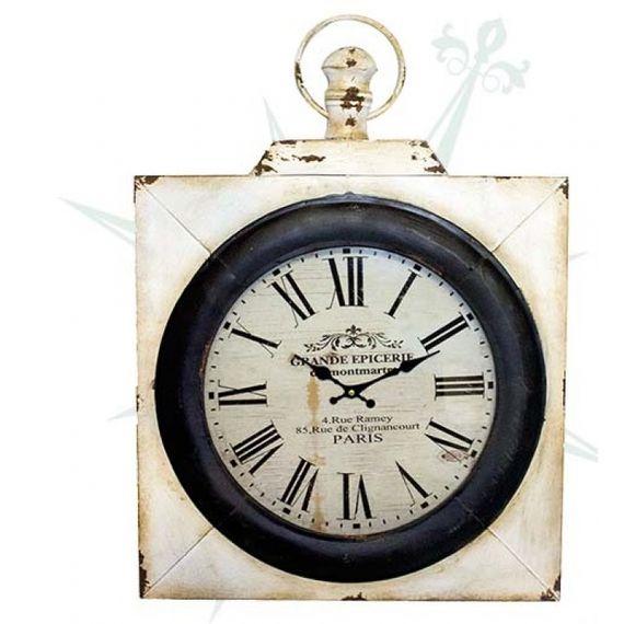 53084 Relógio Parede Ferro