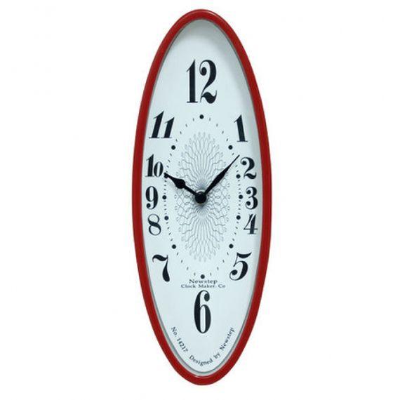135026 Relógio de Parede Paty Red