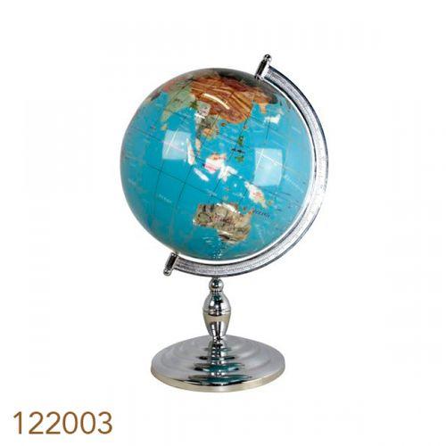122003 Globo de Pedra Blue Silver