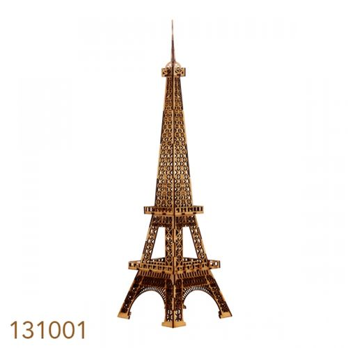 131001 Torre Eiffel Mini Quebra Cabeça 32 PCS