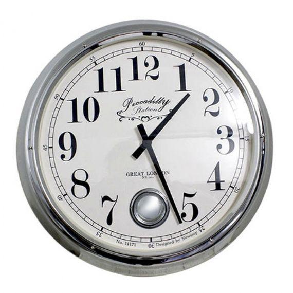 135001 Relógio de Parede Louisesilver