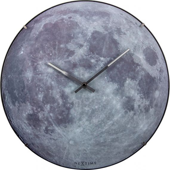 153049 Relógio de Parede Moon Nextime