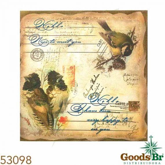53098 Tela Linho Passar Pinhal Postal