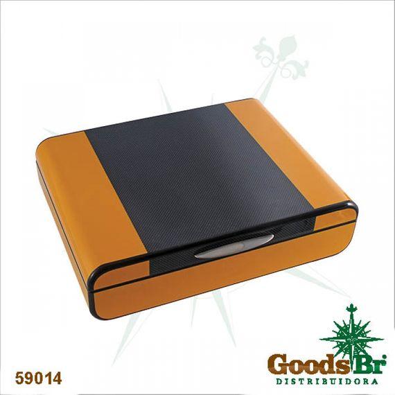 59014 Caixa Mini Gold Amarela