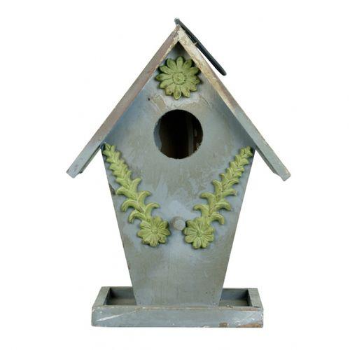 63042 Casa de Pássaro Vermelha
