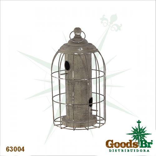 63004 Casa de Pássaro Cercada com Gaiola