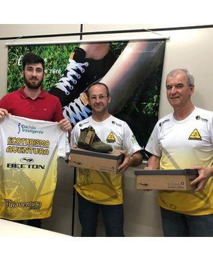 Beeton Calçados faz parceria com a Guiaventura