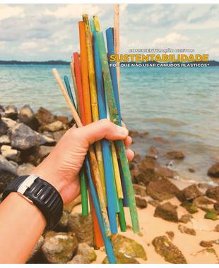 Beeton Sustentabilidade: por que não usar canudos plásticos?