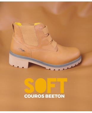 Bem-estar, maciez e estilo na sua aventura: conheça o couro Soft Beeton