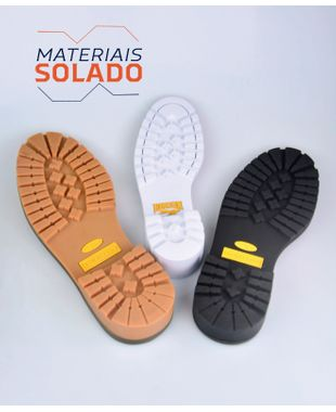 Conforto, durabilidade e segurança em um único produto, conheça o solado Beeton