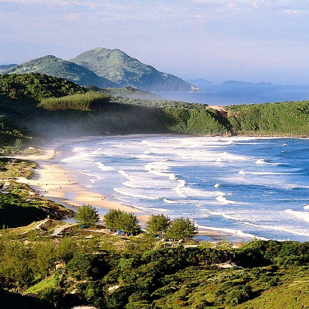 Destino de surf: Praia do Rosa/SC