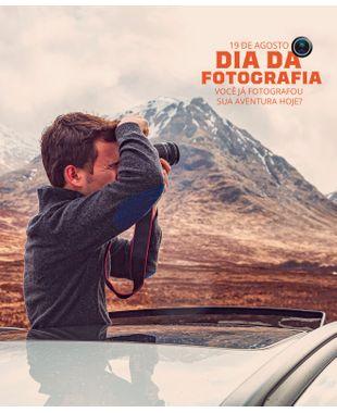 Dia da fotografia, a 8ª arte da sociedade