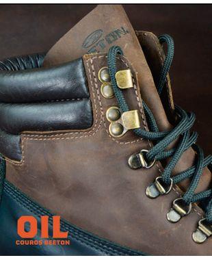 Diferente e estiloso: conheça o couro Oil
