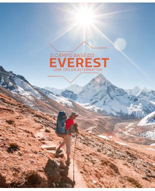 O Everest e suas trilhas alternativas