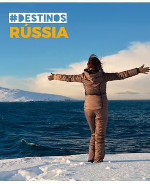 O que a Rússia tem para nos apresentar em termos de aventura?