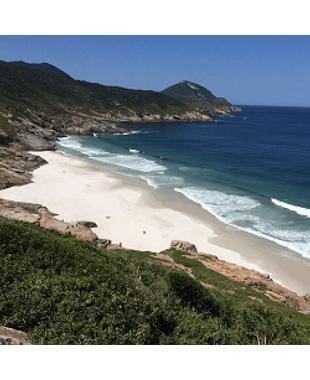 Praia Brava, São Sebastião