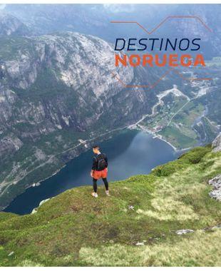 Trilhas e belas paisagens na Noruega, o país aventureiro da Escandinávia