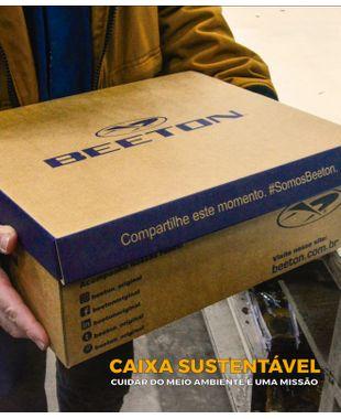 Você já ouviu falar em caixa sustentável?