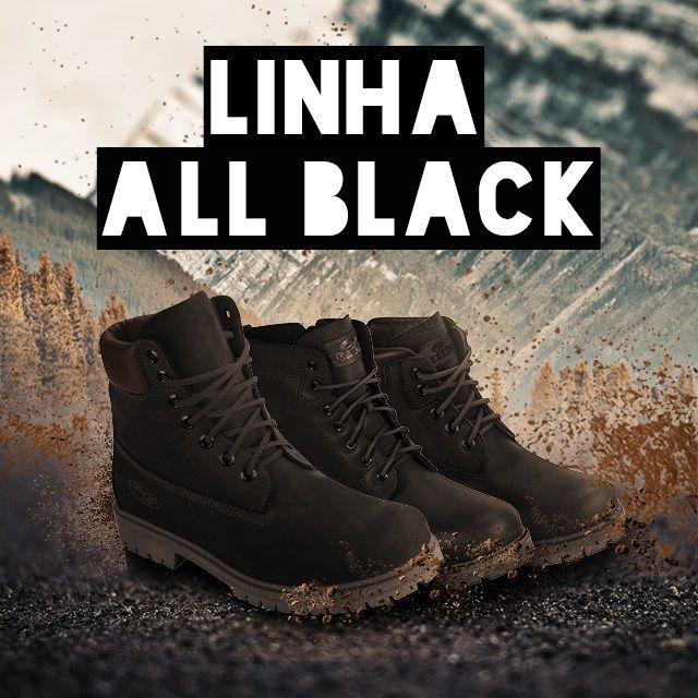 BEETON ALL BLACK