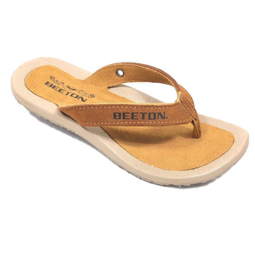 09dc31a2d Chinelo Couro Feminino Beeton Canay 05 | Beeton Store