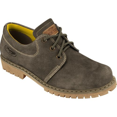 Sapato Couro Camurça Masculino Beeton Walker 402C