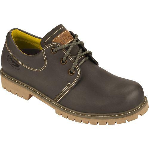 Sapato Couro Masculino Beeton Walker 402T