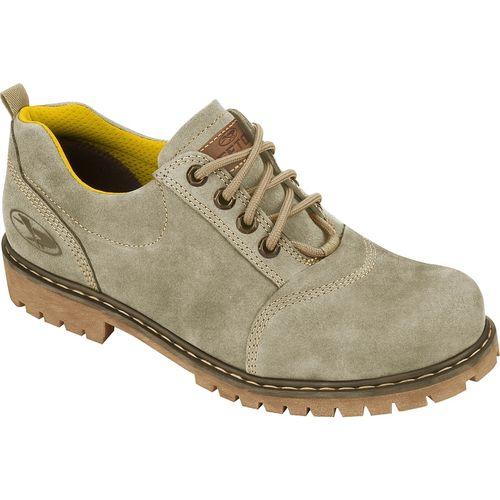 Sapato Couro Camurça Masculino Beeton Walker 403C
