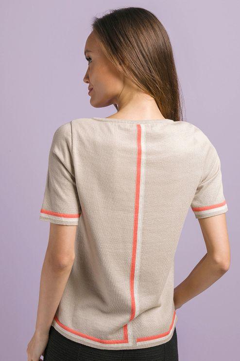 T-Shirt Tricô Listras | Bv976