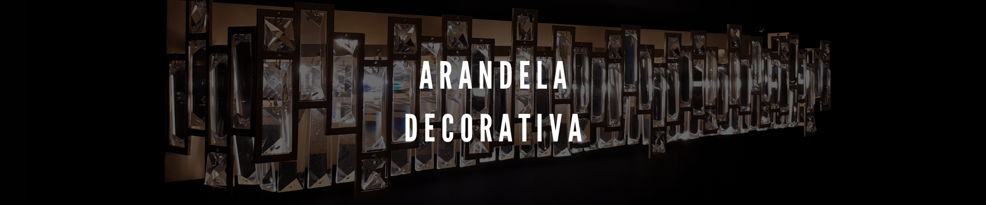 Arandelas Decorativas