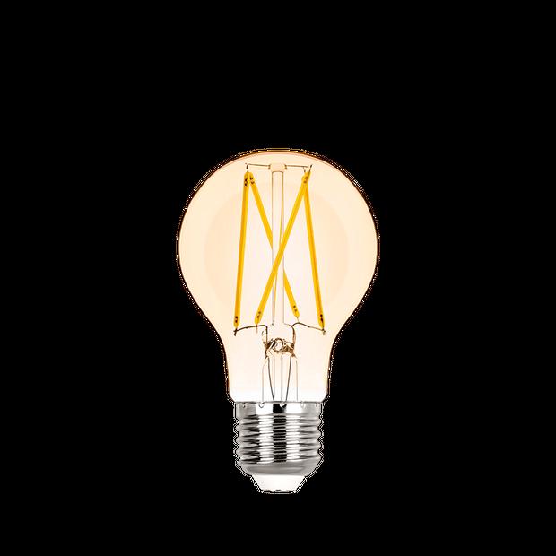 Kit 4 Lâmpadas Bulbo Filamento 2W