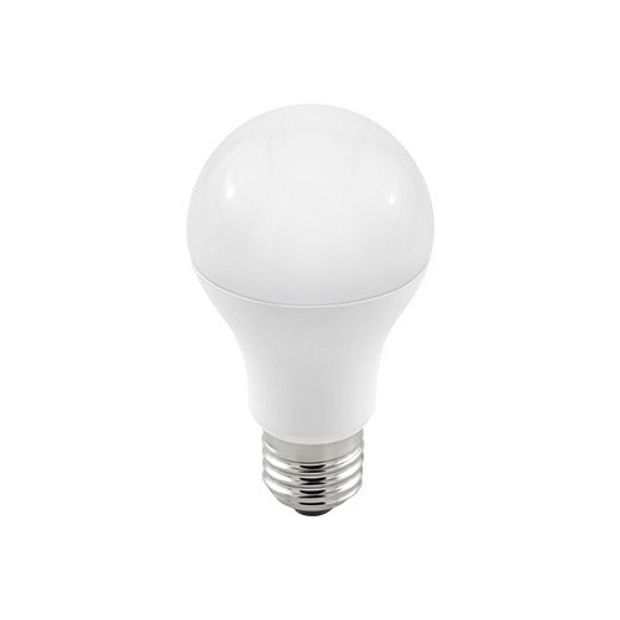 Kit 3 Lâmpadas Bulbo LED 9W 3000K
