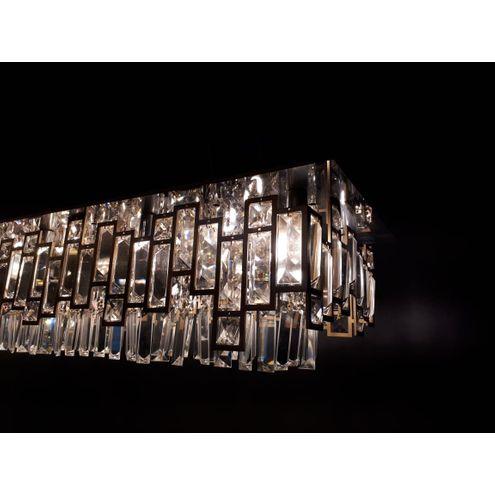 Luminária Pendente Livia Dourada - 88X28