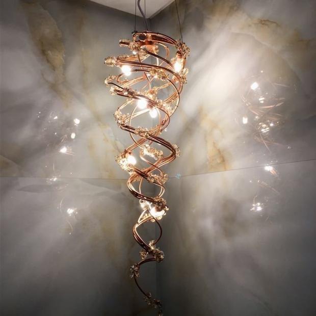 Luminária Piccolo Cobre