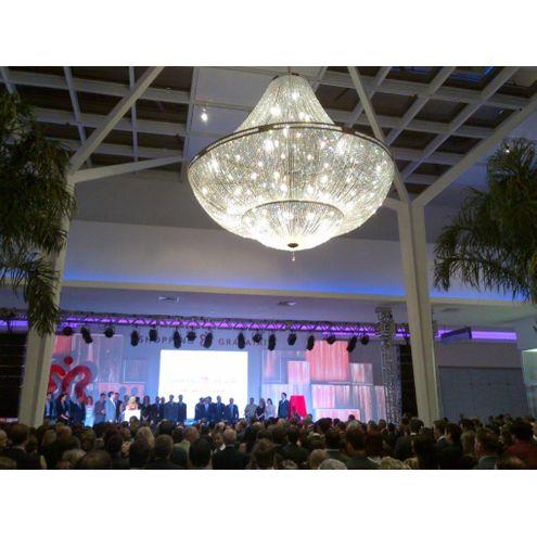 Lustre Império Club - Shopping Gravatai