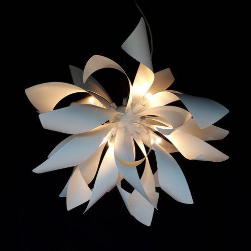 Pendente Design Branco