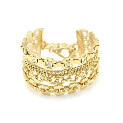 Pulseira Chain Glam