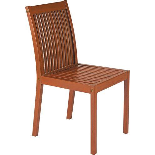 Cadeira de Madeira com Eco Blindage Terrazzo Fitt Tramontina