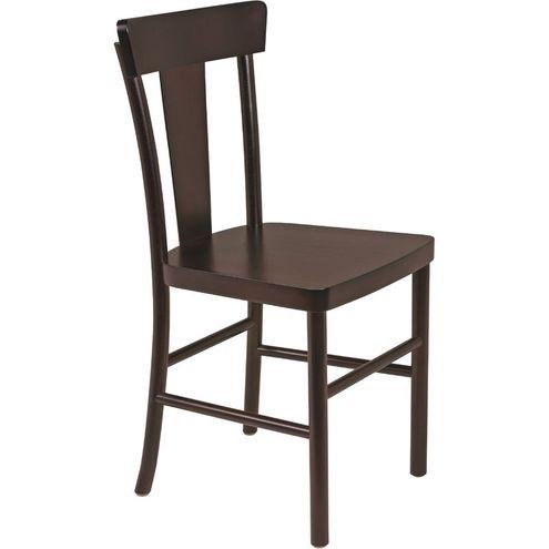 Cadeira de Madeira Tauari com Assento em Compensado Viena